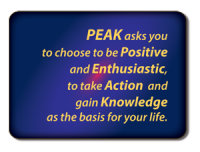 PEAK Method Workbook Approach