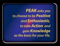 PEAK Method Workbook Approach
